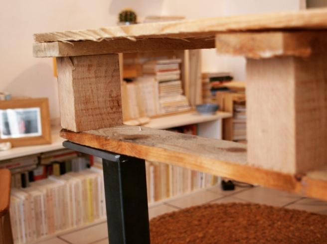 bureau homemade