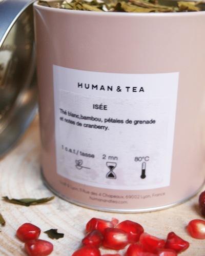 human & tea lyon