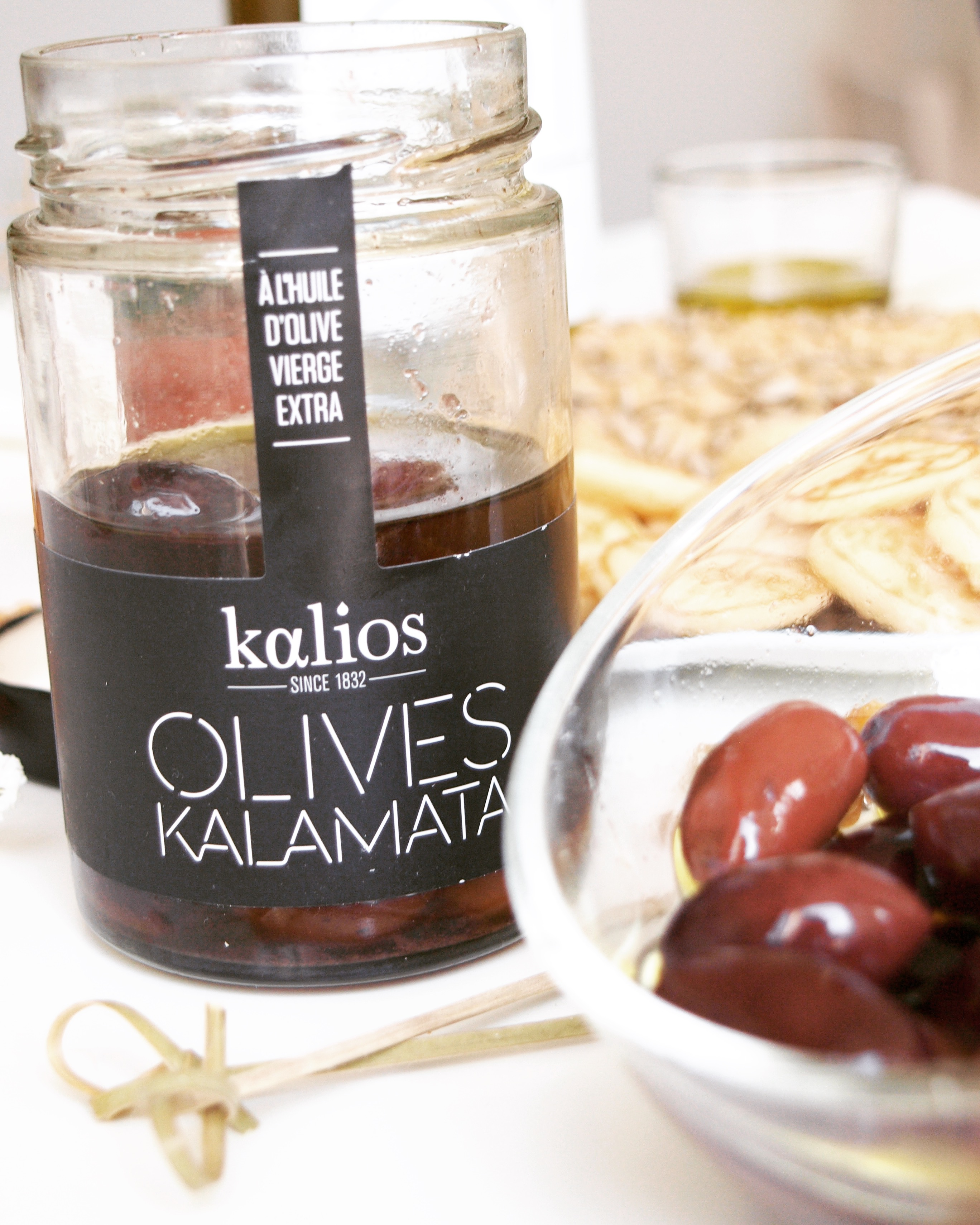 my kalios huile tapenade produits apéro olives