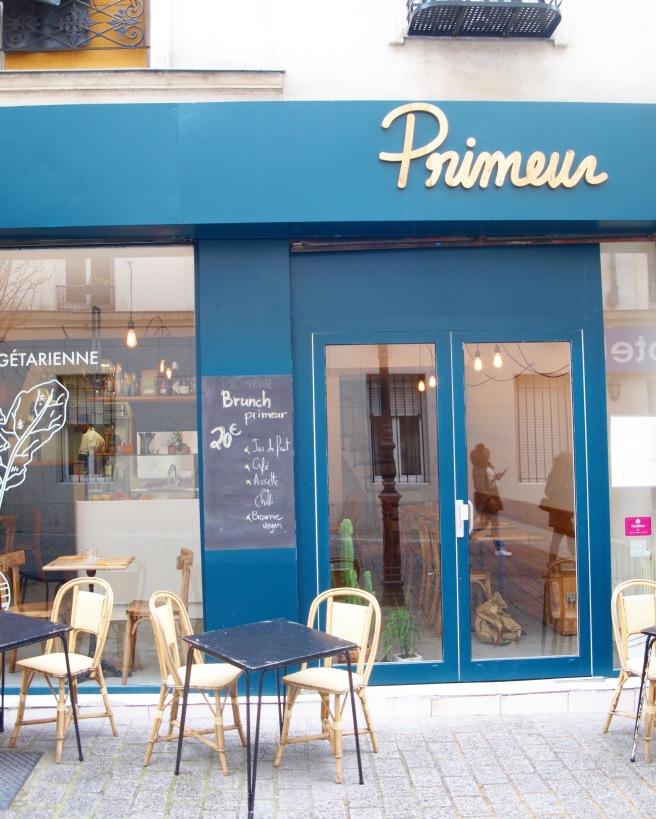 cantine primeur paris 20 belleville resto végétarien