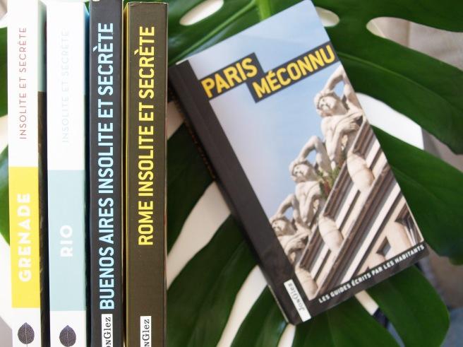 guides éditions jonglez
