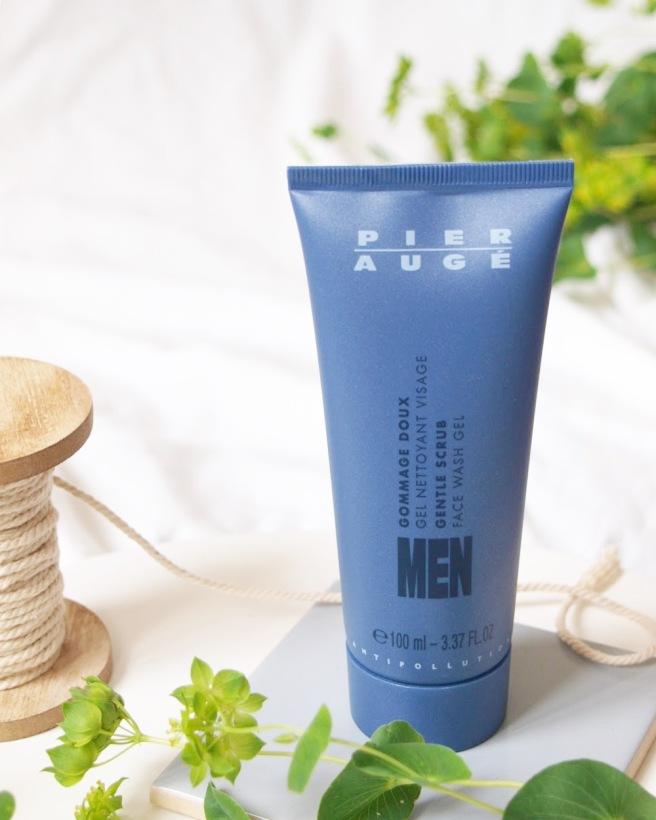 Gamme Men Pier Augé cosmétiques made in france