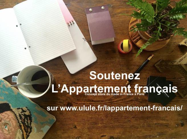 l'appartement français made in france paris ulule