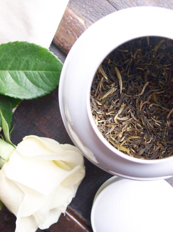 kusmi tea alain ducasse thé blanc rose framboise nouveau meurice