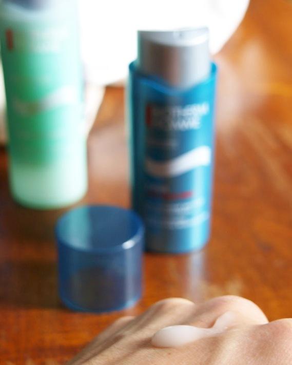 biotherm homme gamme test avis blog