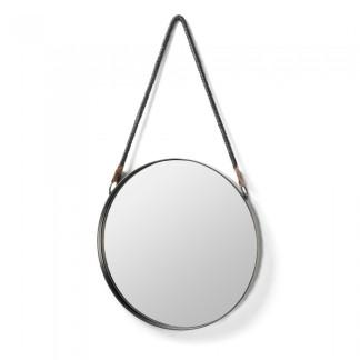 miroir steft étain kavehome
