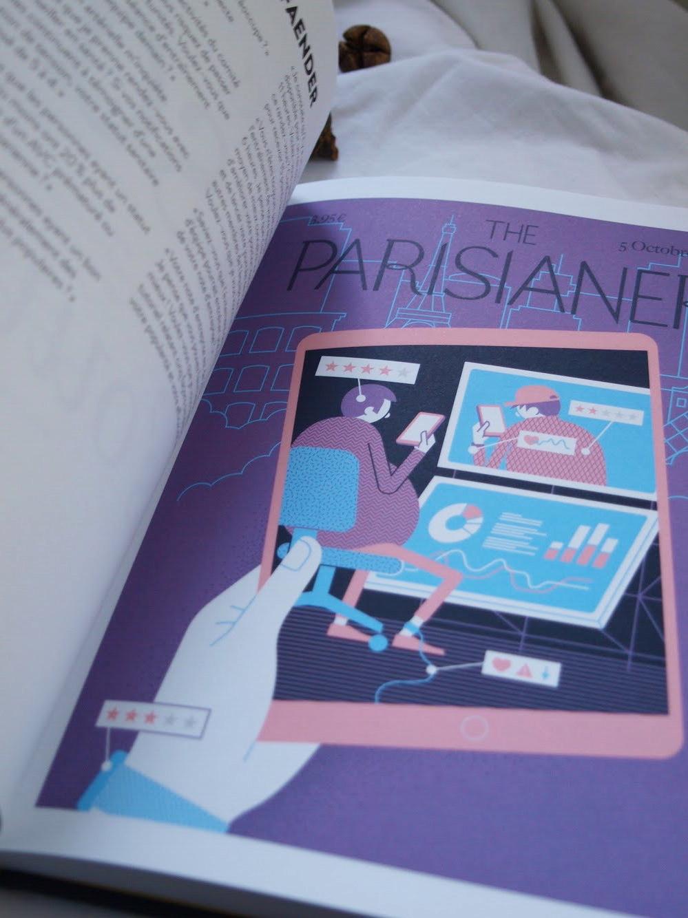 the parisianer 2050 livre
