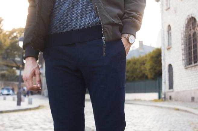 le pantalon série limitée l'intrépide