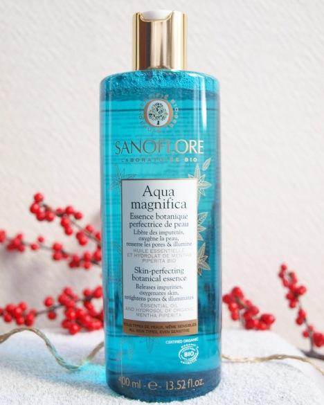 aqua magnifica sanoflore