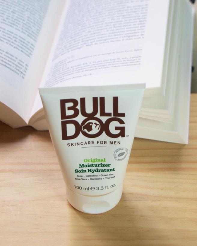 crème hydratante original bulldog skincare
