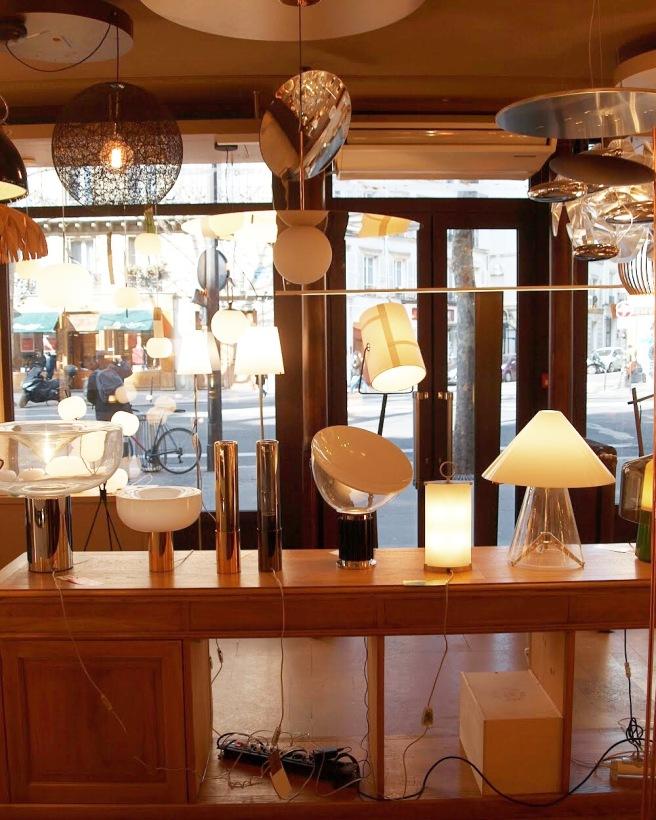 Bazar d'Électricité Lampes
