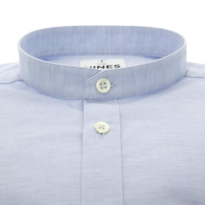 chemise-col-officier-bleu-ciel
