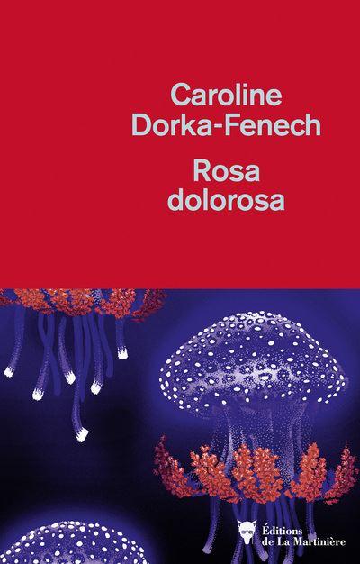 Rosa Dolorosa Martiniere Dorka Fenech