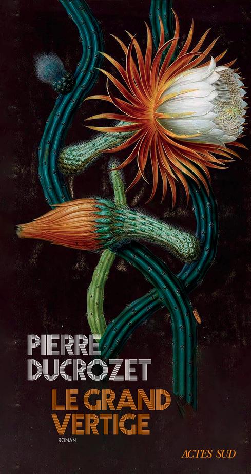 Pierre Ducrozet Le Grand Vertige