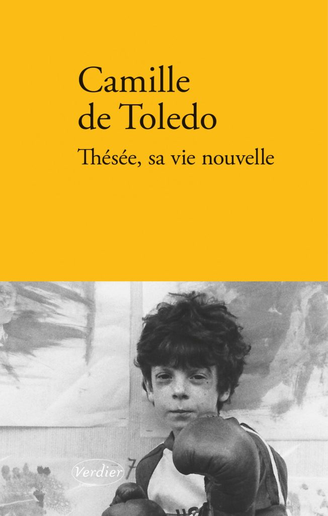 Thesee Camille de Toledo