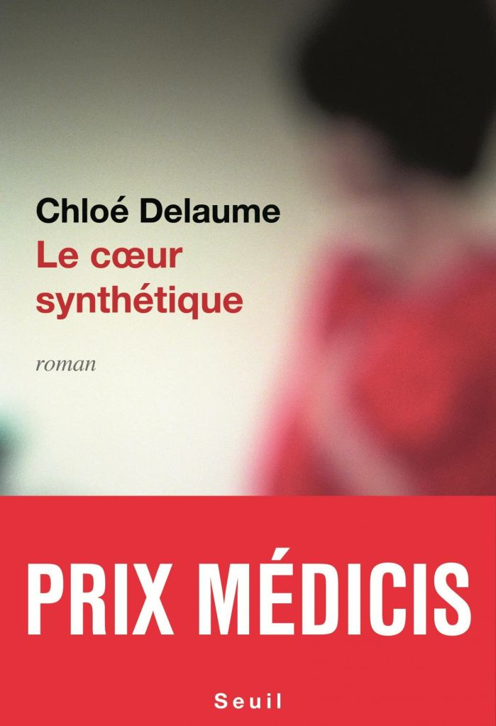 Chloe Delaume Coeur Synthetique